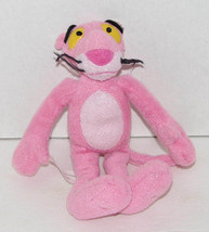 The Pink Panther Plush Stuffed Toy 6 Inches - $9.98