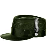 Men's Bruno Capelo Telescope Baseball Legionnaire Vented Hat/Cap Olive - $49.99
