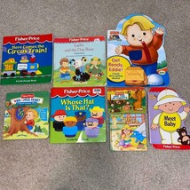 Vintage Fisher-Price Little People & Others books collection - $24.00
