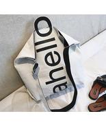 Crossbody Bags For Women 2021 Canvas tote Luxury Handbags Design - £29.26 GBP