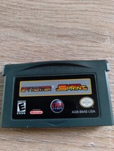 Nintendo Game Boy Advance GBA Spy Hunter & Super Sprint Combo Pack image 2