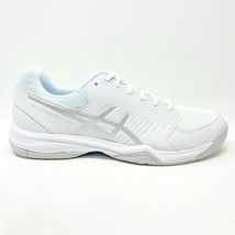 Asics Gel-Dedicate 5 White Silver Womens Tennis Shoes E757Y 0193 - $54.95