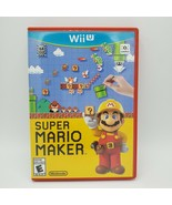 Super Mario Maker (Wii U, 2015)  Nintendo Wii U - $17.82