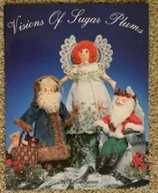 Vision Of Sugar Plums by Marlene Stevens Holiday & Dolls Tole Painting Book Vtg. - $7.98