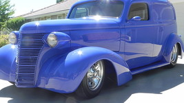 1938 Chevrolet Sedan Delivery Sedan for sale in SPARKS, Nevada 89411 image 1