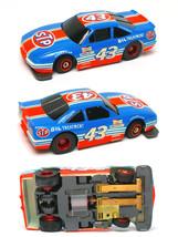 1992 Tyco Tcr Richard Petty Stp #43 Pontiac Grand Prix Nascar Slot Slot Less Car - $23.75