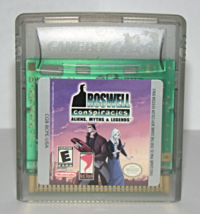 Nintendo GAME BOY COLOR - ROSWELL Conspiracies (Game Only) - $10.00