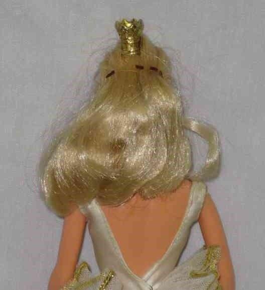"""PRETTY Vintage 11 1/2"""" Mattel BALLERINA Barbie Doll"""