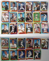 1990 Topps Pittsburgh Pirates Team Set of 29 Baseball Cards - $3.00