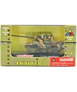 Classic Armor 1:144 Jadtiger Heavy Tank Model #400 NIB Free Shipping WWII - $12.86