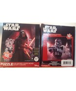 Disney Star Wars 100 Piece Puzzle Set of 2 The Force Awakens - $9.85