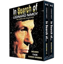 In Search Of,With Leonard Nimoy//The Complete Collection - $26.72