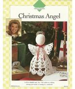 Christmas Angel Crochet Pattern Leaflet VACF-HC3 - $4.99