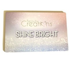 Beauty Creations Shine Bright Highlight 6 Shades Palette  - $14.12