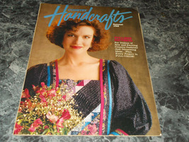 Country Handcrafts Magazine Summer 1988 Wire Heart Doll Bed - $2.69