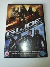 G.I. Joe The Rise Of Cobra DVD 2009 Preowned - $1.50