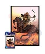 (50) Max Protection Attila Design Standard Gaming Trading Card Protector... - $4.69