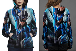 Nightwing Hero Zipper Hoodie Women's - $48.99+