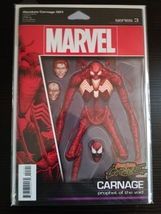 Absolute Carnage 001 action figure variant NM - $25.00