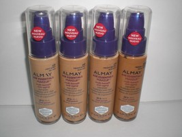 Almay Age Essentials Makeup Multi-Benefit Foundation w/SPF 15 2 Pack Pick Color - $14.95