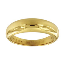 Van Cleef & Arpels 18K Yellow Gold Ring - $650.00