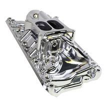 Polished Aluminum Small Block Ford Intake Manifold 60's-70's SBF 260 289 302 5.0 image 5