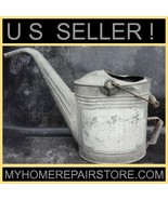 VINTAGE 1940S GAS PUMP PRESTONE ANTI-FREEZE RADIATOR WATER OIL METAL CAN... - $73.26