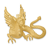 14k Dragon Slide - $1,031.99