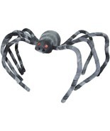 "Scary Halloween Spider Indoor Outdoor Party Decoration 22"" Black & White... - $315,82 MXN"