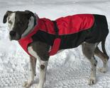 Alpine all weather dog coat red black 3126 thumb155 crop