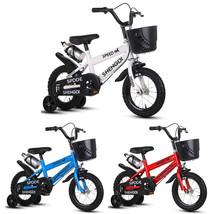 BIKIGHT 12 Kids Bike Tricycle 3 Wheels Balance Protection Safety Baby Sa... - $192.80