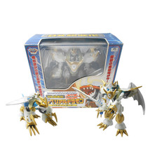 Bandai Digimon DX Evolution Imperialdramon Paladin Dragon Mode Jumbo Digivolving - $191.07
