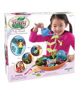 My Fairy Garden Lily Pond Toy [New] PlayMonster Toys - $31.11