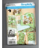 2008/Simplicity Nursery Accessories/Pattern #3954/UNCUT - $4.99