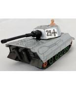 Vintage 1974 Matchbox Battle Kings King Tiger Tank K-104 Complete Notche... - $95.00