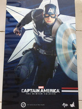 Hot Toys Captain America Strike Suit MMS 242 The Winter Soldier 1/6 - $346.50