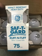 #2527 Pack of 6 GE Incandescent Lamps Impact-Resistant Heavy Duty Teflon... - $20.05