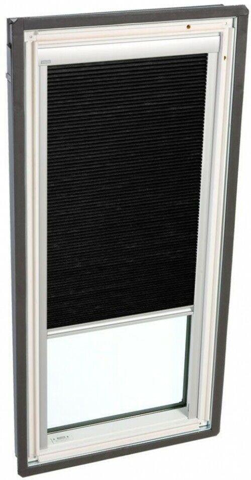 Velux Skylight Blind 43 In Length Manual Room Darkening Manual Guide