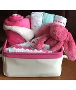 Bree Bunny Baby Gift Basket - $69.00