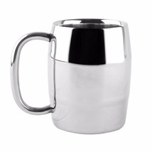 Stainless Steel Double Wall Air Insulated Beer Beverage - $30.95