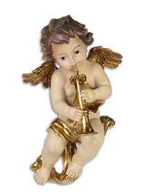 CHRISTMAS DECORATION, BIG ANGEL, MUSICIAN CHERUBS, Christmas decor *Free... - $119.00