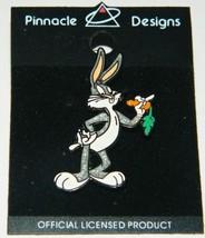 NEW UNUSED Looney Tunes Bugs Bunny 1 1//2/'/' x 1/'/' Swivel Glitter Keychain
