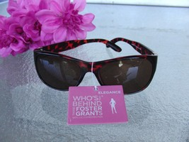 Ladies Foster Grant 'Creative' 100% UVA-UVB Protection Sunglasses MSRP $34.00  - $12.99