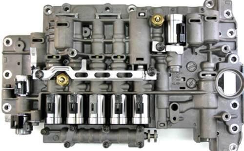 TR60SN 09D Valve Body with solenoid for VW Touareg  02-11 Audi Q7 05-11 6 speed
