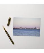 Perth Sunset Standard Postcard - $2.00