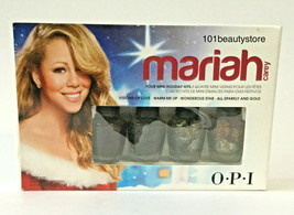 OPI Mariah Carey Four Mini Holiday Hits 3.75ML Each *NEW* - $11.88