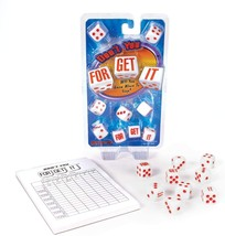 Don't You Forget It Dice Game - $9.99