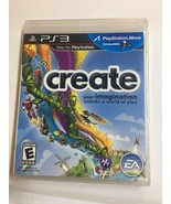 Sony PlayStation 3 PS3 Create  NEW Sealed Package - $11.63