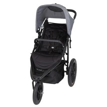 Baby Trend Stealth Jogging Stroller Alloy Outdoor Baby Toddler Comfortable New - $114.35