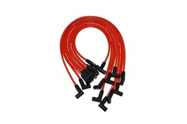 A-Team Performance SBC for Marine Use Red Silicone Spark Plug Wires